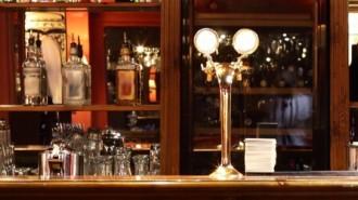An Empty Bar
