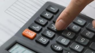 Calculator With Company Debts